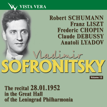 Schumann - Fantaisie op.17 B164